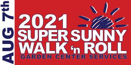 2021 Super Sunny Walk n Roll